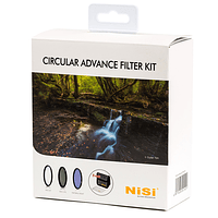 Filtro NiSi Circular Advance Filter Kit