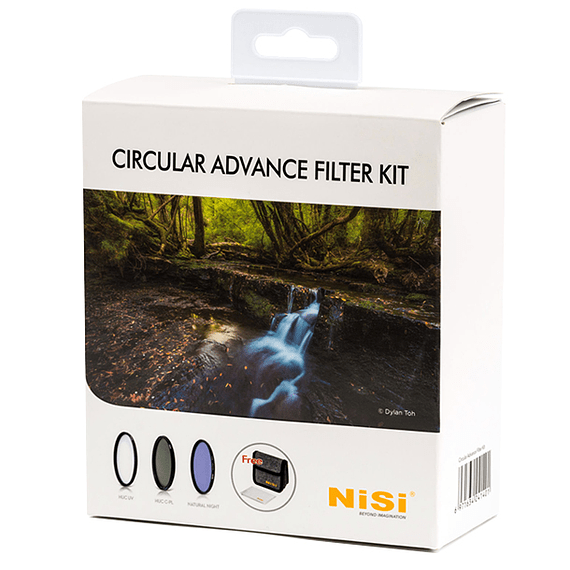 Filtro NiSi Circular Advance Filter Kit- Image 1