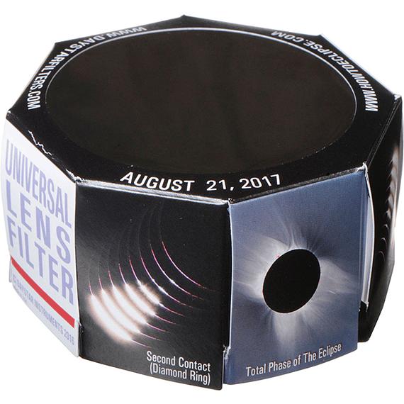 Filtro Solar/Eclipse Universal DayStar para Lente 50-69mm- Image 1