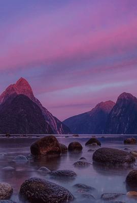 Primavera en Nueva Zelanda