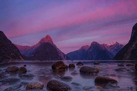 Otoño en Nueva Zelanda