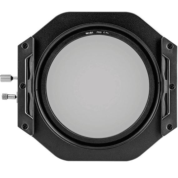 Portafiltros Profesional NiSi 100mm V6 con Polarizador- Image 1