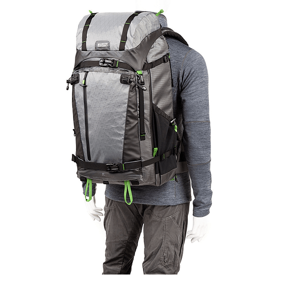 Mochila MindShift BackLight Elite 45L Gris- Image 4