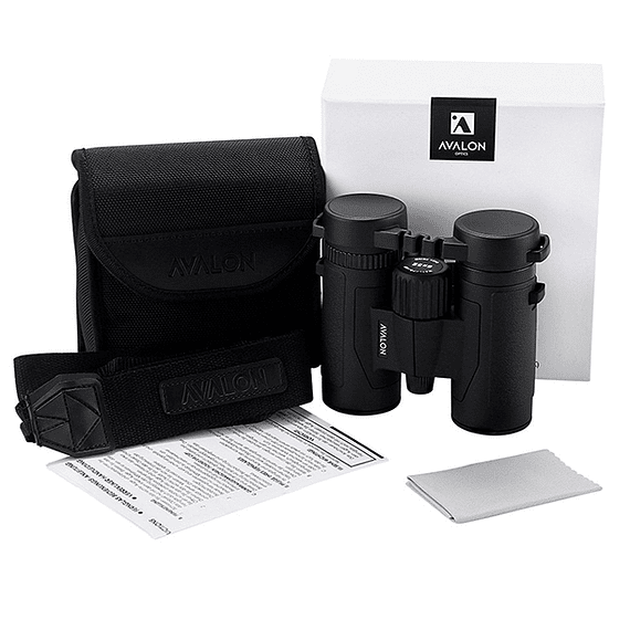 Binocular Avalon Optics 8x32mm MINI HD Negro- Image 5