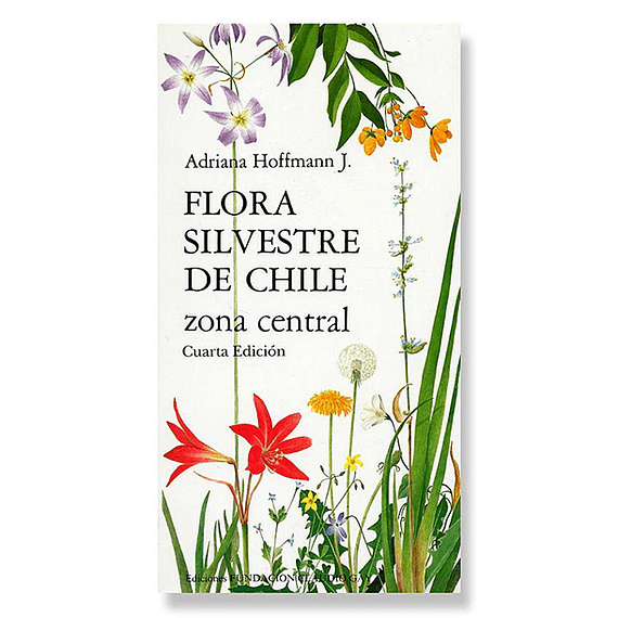 Flora Silvestre de Chile Zona Central- Image 1