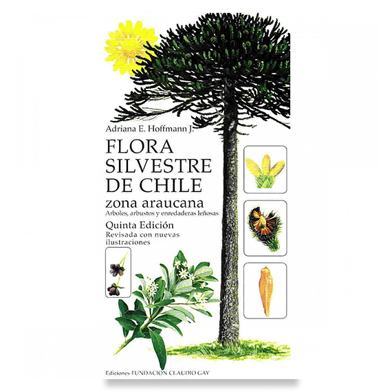 Flora Silvestre de Chile Zona Araucana- Image 1