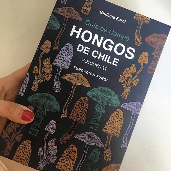 Guía de Campo Hongos de Chile Volumen II- Image 2