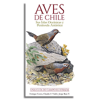Aves de Chile Guía de Campo Ilustrada