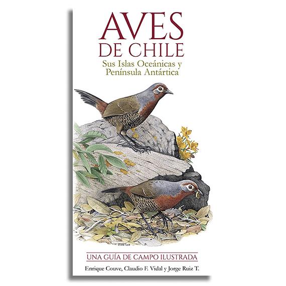Aves de Chile Guía de Campo Ilustrada- Image 1