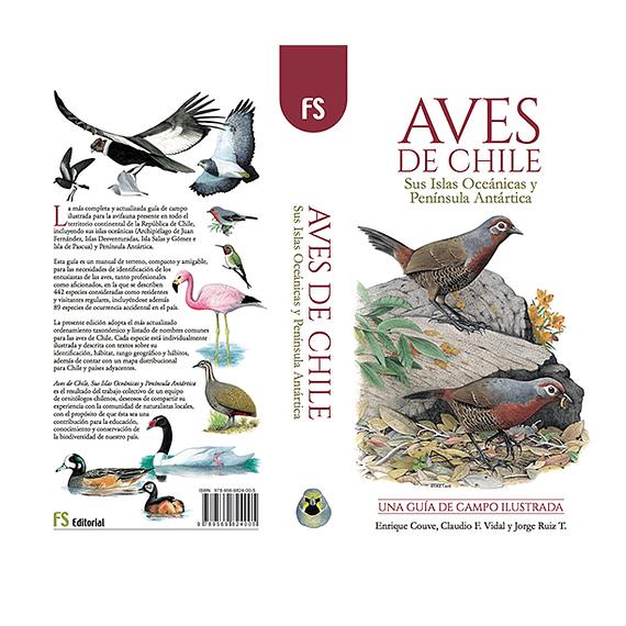Aves de Chile Guía de Campo Ilustrada- Image 2