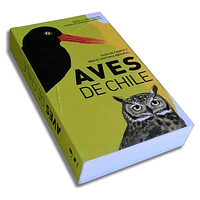 Aves de Chile: Guía de Campo y Breve Historia Natural