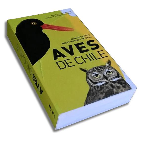 Aves de Chile: Guía de Campo y Breve Historia Natural- Image 1