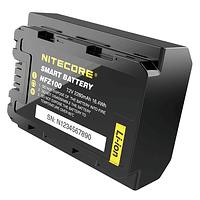 Batería Reemplazo Nitecore Sony NFZ100 con Bluetooth