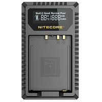 Cargador Nitecore FX1 Dual-Slot USB para Fuji