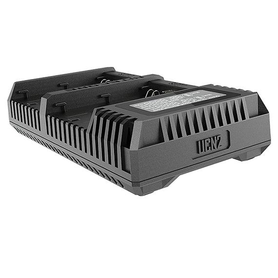 Cargador Nitecore UCN2 PRO Dual-Slot USB para Canon LP-E6N- Image 4