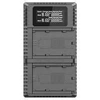 Cargador Nitecore USN4 PRO Dual-Slot USB para Sony NP-FZ100