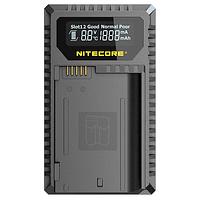 Cargador Nitecore UNK2 Dual-Slot USB para Nikon EN-EL15 y EN-EL15A