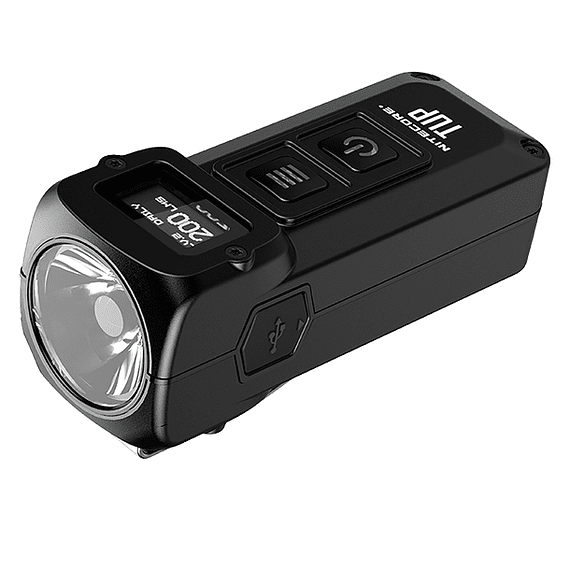 Linterna LED Nitecore 1000 lúmenes Recargable USB TUP- Image 1