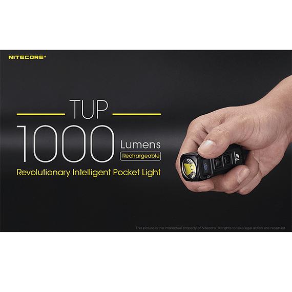 Linterna LED Nitecore 1000 lúmenes Recargable USB TUP- Image 24