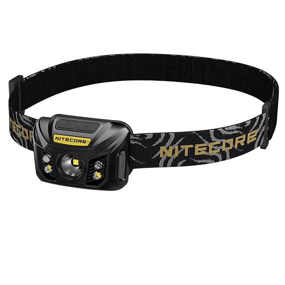 Linterna Frontal LED Nitecore 550 lúmenes Recargable USB NU32- Image 1