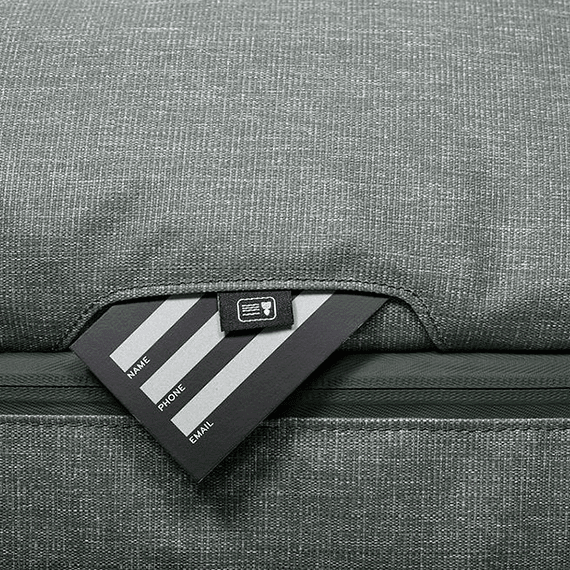Bolso Peak Design Duffelpack 65L Gris Verde- Image 23