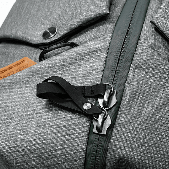 Bolso Peak Design Duffelpack 65L Negro- Image 15