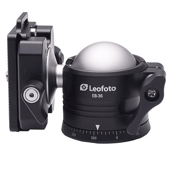 Cabezal Rótula Bola EB-36 Leofoto- Image 3