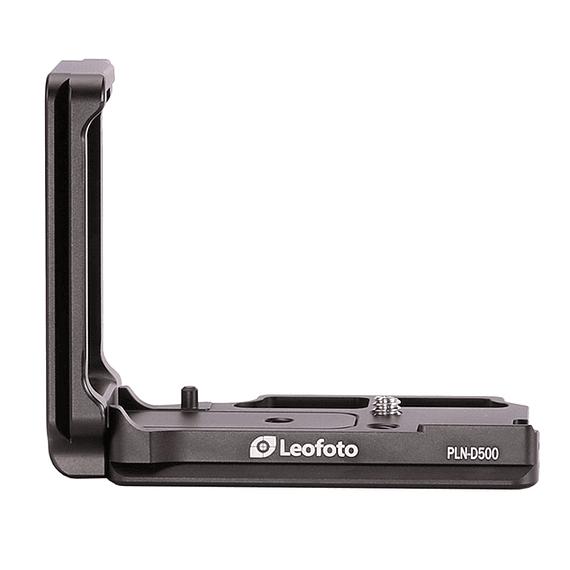 L-Plate Leofoto para Nikon D500- Image 2