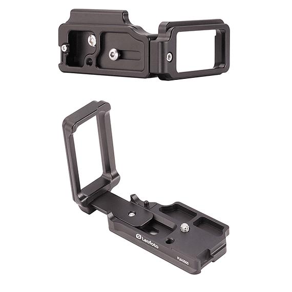 L-Plate Leofoto para Nikon D500- Image 3