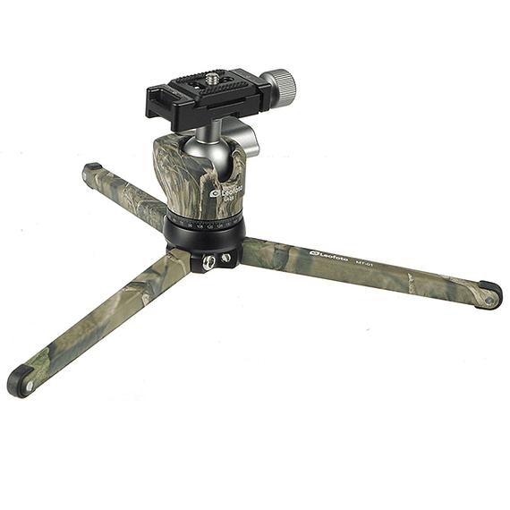 Trípode Compacto Leofoto con Cabezal MT-01- Image 3