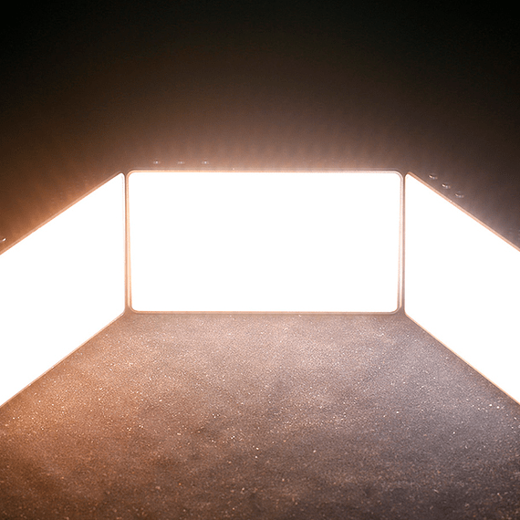 Foco LED y Cargador Leofoto 630 lúmenes FL-L120- Image 11