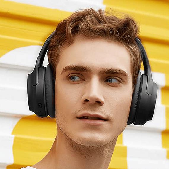Audífonos Bluetooth con Cancelación de Ruido Activo SoundSurge 60- Image 8