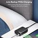 Cargador RAVPower Filehub USB-C 60W con 6 Puertos - Image 7