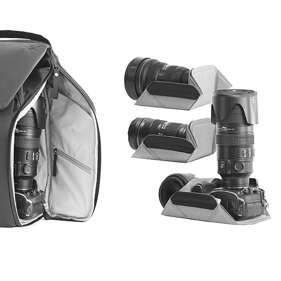Mochila Peak Design Everyday 20L v2 Gris Claro- Image 10