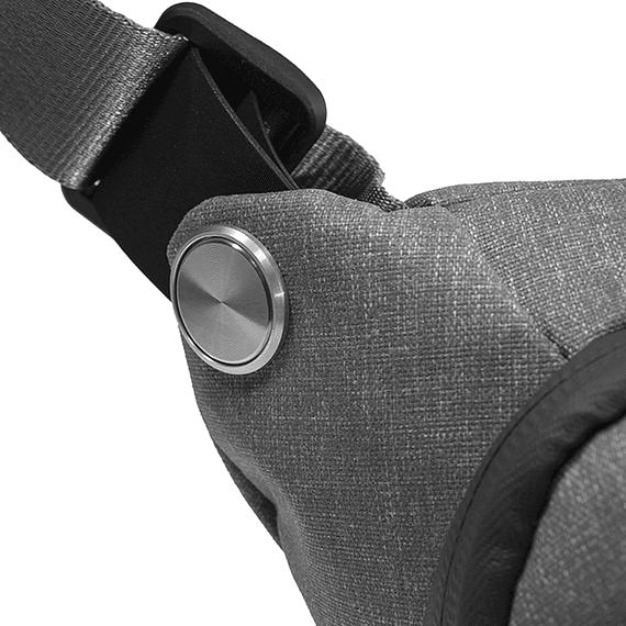 Bolso Peak Design Everyday Sling 10L v2 Gris Claro- Image 9