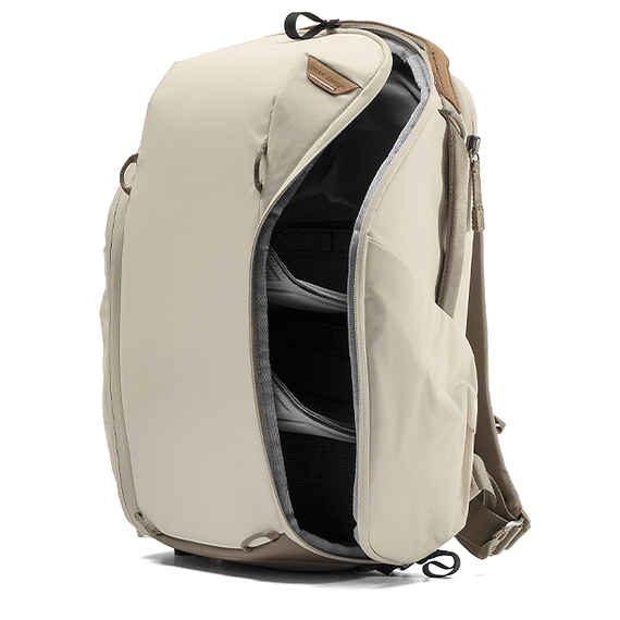 Mochila Peak Design Everyday Zip 15L Hueso- Image 3