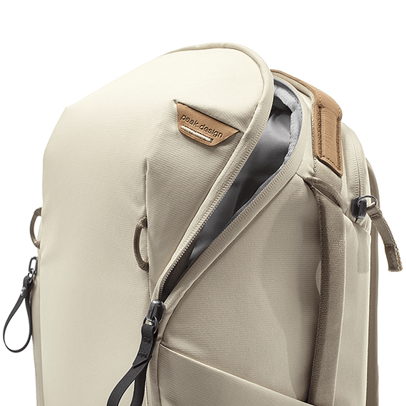 Mochila Peak Design Everyday Zip 15L Hueso- Image 6