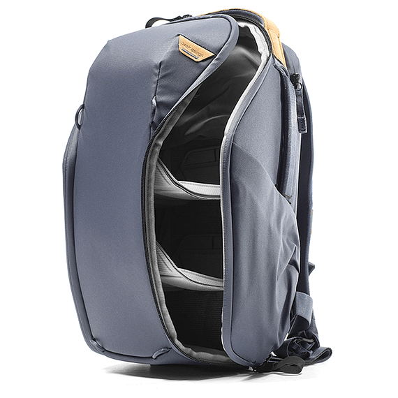Mochila Peak Design Everyday Zip 15L Azul- Image 3
