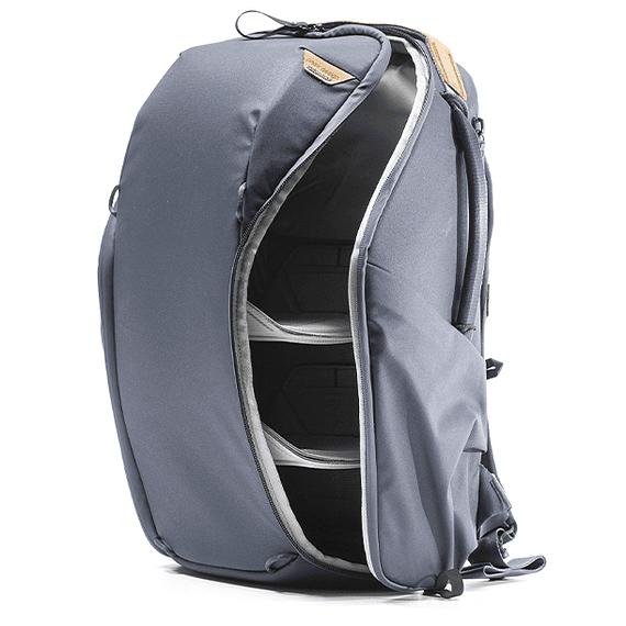 Mochila Peak Design Everyday Zip 20L Azul- Image 3