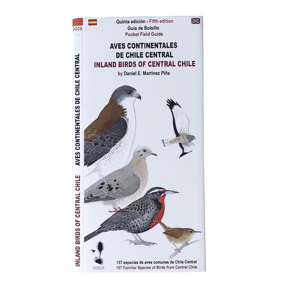 Guía de Campo Aves Continentales de Chile Central- Image 1