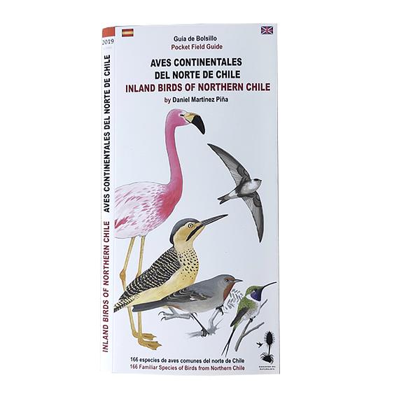 Guía de Campo Aves Continentales del Norte de Chile- Image 1