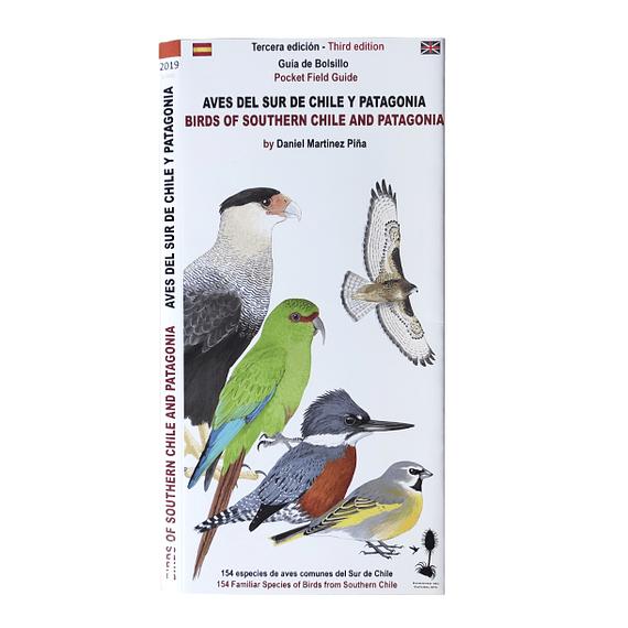 Guía de Campo Aves Continentales del Sur de Chile y Patagonia- Image 1