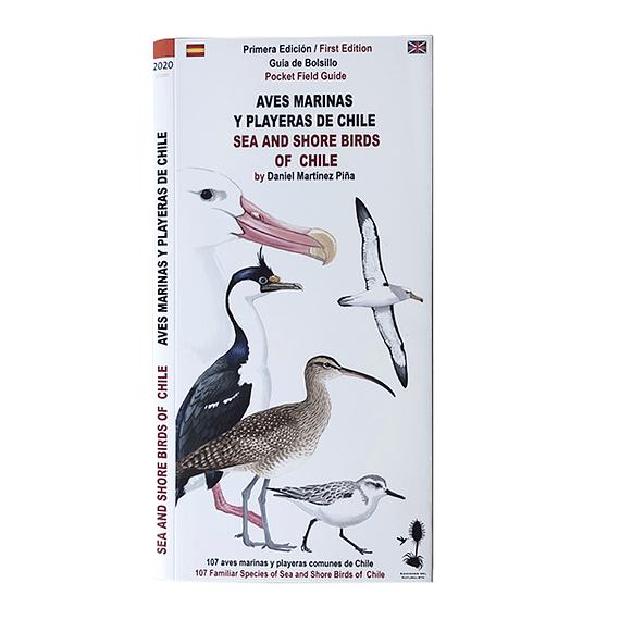 Guía de Campo Aves Marinas y Playeras de Chile- Image 1
