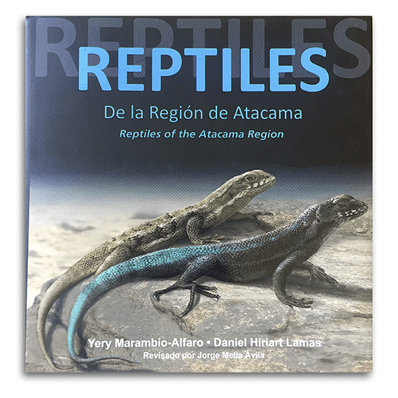 Reptiles De La Región De Atacama- Image 1