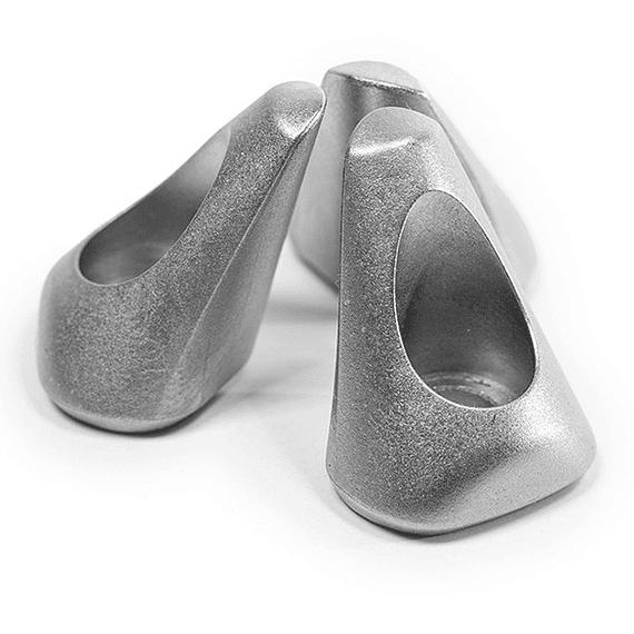 Set Puntas Metálicas Spike Feet para Trípode Peak Design- Image 1