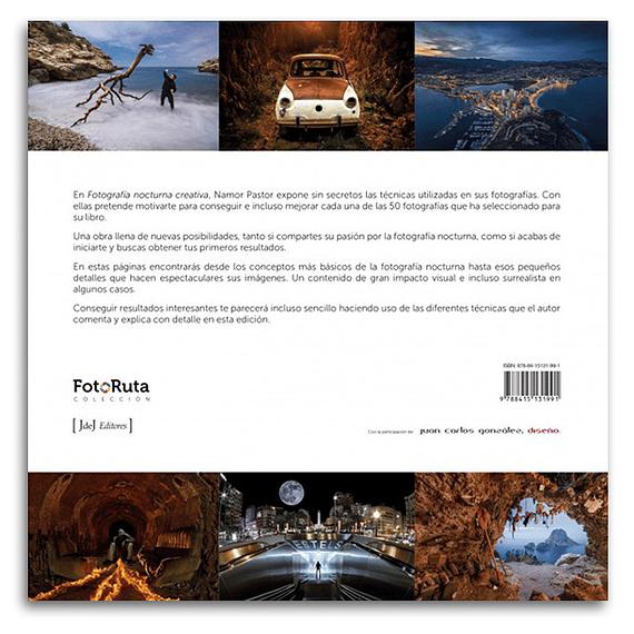 Libro Fotografía Nocturna Creativa- Image 2