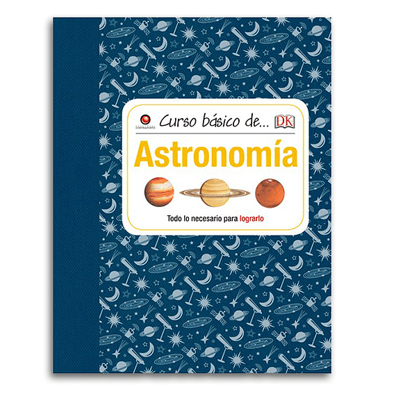 Libro Curso Básico de Astronomía- Image 1