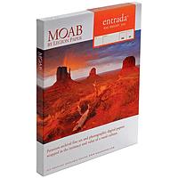 Papel Fine Art Moab Entrada Rag Bright 300 Carta (8.5 x 11) 25 Hojas