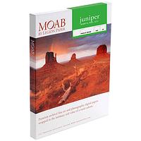 Papel Fine Art Moab Juniper Baryta Rag 305 Carta (8.5 x 11) 25 Hojas
