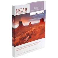 Papel Fine Art Moab Lasal Exhibition Luster 300 Carta (8.5 x 11) 50 Hojas